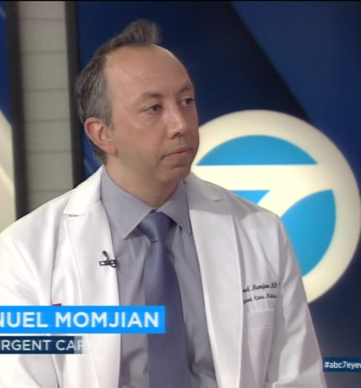 Momjian - Ear Safety - KABC