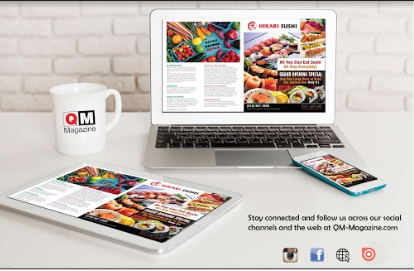 Advertise With us – Quarterly Mailer Magazine
